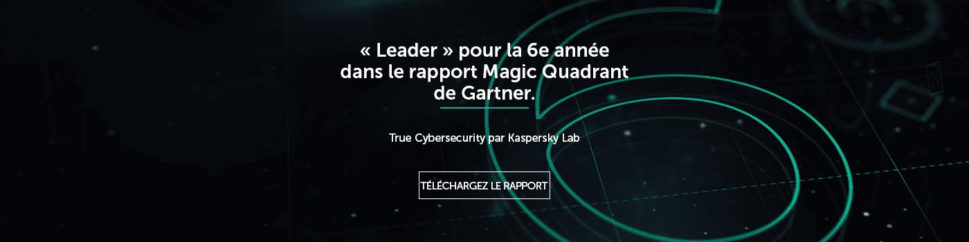 Gartner Magic Quandrant Enterprise