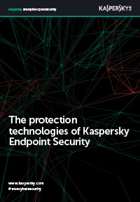 Les technologies de protection de Kaspersky Endpoint Security