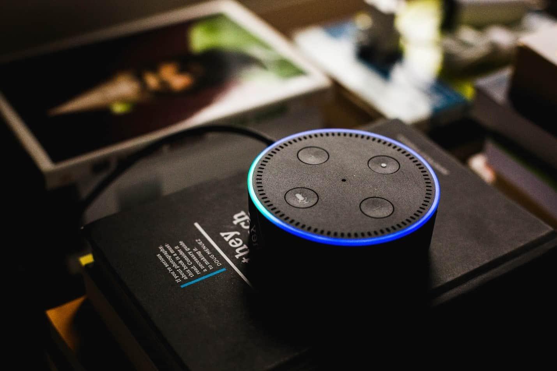 Enceintes connectée Amazon Alexa Echo Dot