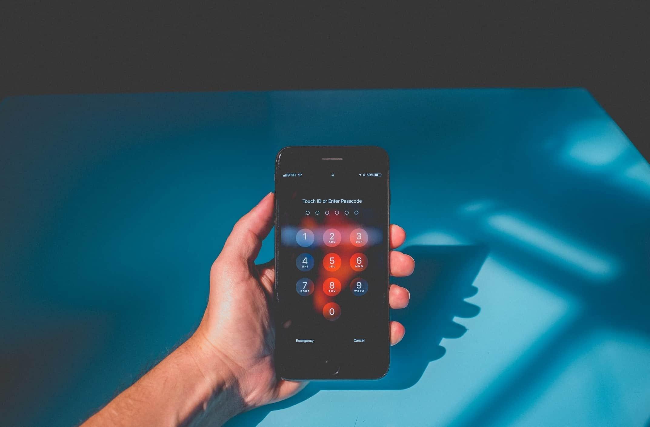 pourquoi vous avez besoin d'un mot de passe fort pour vos appareils connectés à Internet