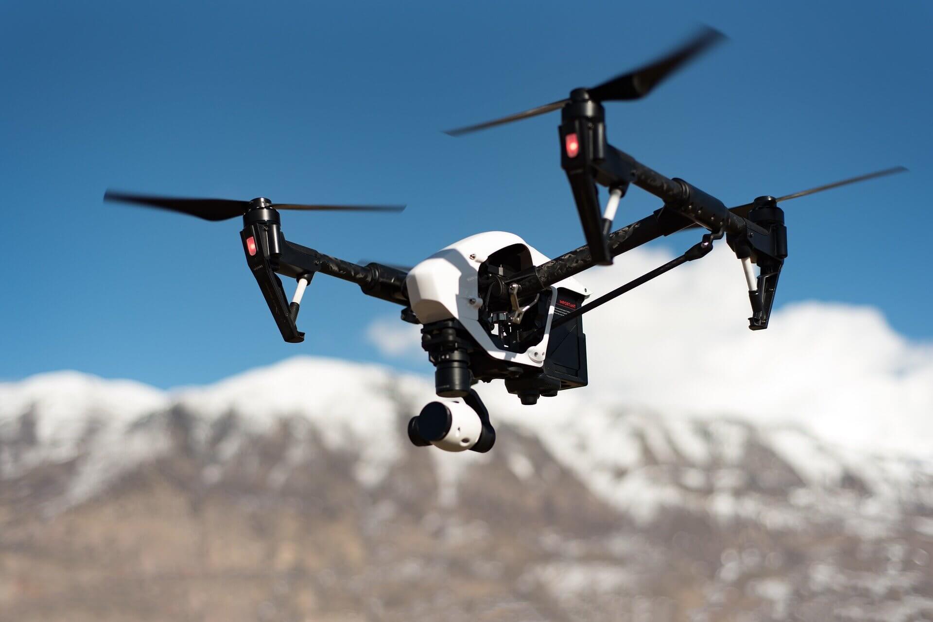 """comment les drones menacent votre vie privée"""""""