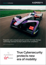 Kaspersky Lab protège DS Virgin Racing
