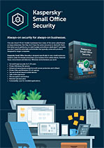 KASPERSKY SMALL OFFICE SECURITY - Fiche technique