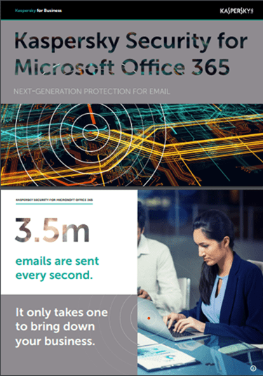 Brochure Kaspersky Security for Microsoft Office 365