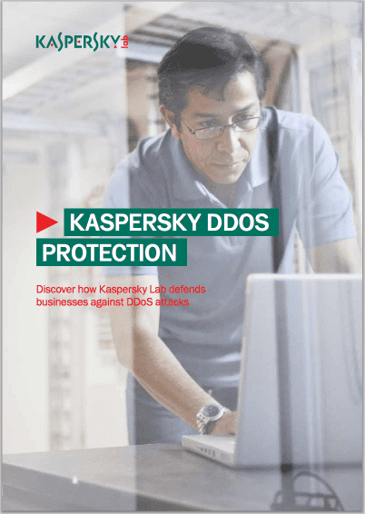Kaspersky DDoS Protection – Fiche technique de la solution